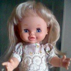 Otras Muñecas de Famosa: FAMOSA CAROLIN CREO RISUEÑA MUÑECA VINTAGE ORIGINAL IRIS MARGARITA MADE SPAIN . Lote 169089612