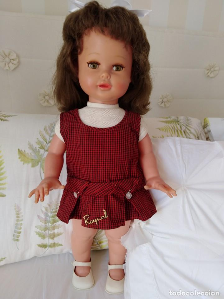 MUÑECA RAYNAL FRANCESA (Juguetes - Muñeca Española Moderna - Otras Muñecas de Famosa)