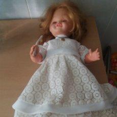Otras Muñecas de Famosa: MUÑECA DE COMUNIÓN. Lote 169734604