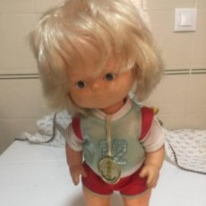 Otras Muñecas de Famosa: ROLLY PATINADORA VINTAGE. Lote 169738092
