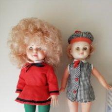 Otras Muñecas de Famosa: MENTIROSILLA DE FAMOSA, LAS DOS VERSIONES. 1964. Lote 170527700