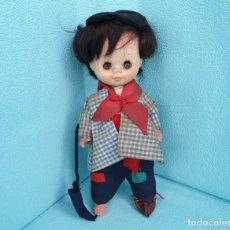 Otras Muñecas de Famosa: MUÑECA MIMITO REGIONAL, (OJOS ARONA). Lote 170529556