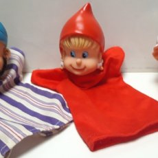 Otras Muñecas de Famosa: MARIONETAS DE FAMOSA. Lote 171263173