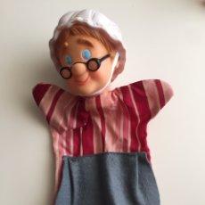 Otras Muñecas de Famosa: MARIONETA ABUELITA DE CAPERUCITA ROJA. Lote 171271050