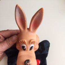 Otras Muñecas de Famosa: MARIONETA LOBO DE CAPERUCITA ROJA. Lote 171271244