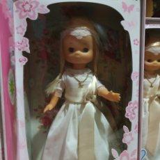 Otras Muñecas de Famosa: MUÑECA LESLY COMUNIÓN AÑO 2014. Lote 171281517
