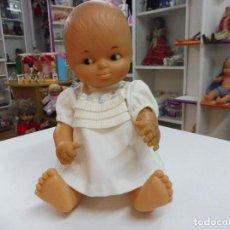 Otras Muñecas de Famosa: FAMOSA MUÑECO BEBÉ COPITO MADE IN SPAIN AÑOS 70. Lote 171352885