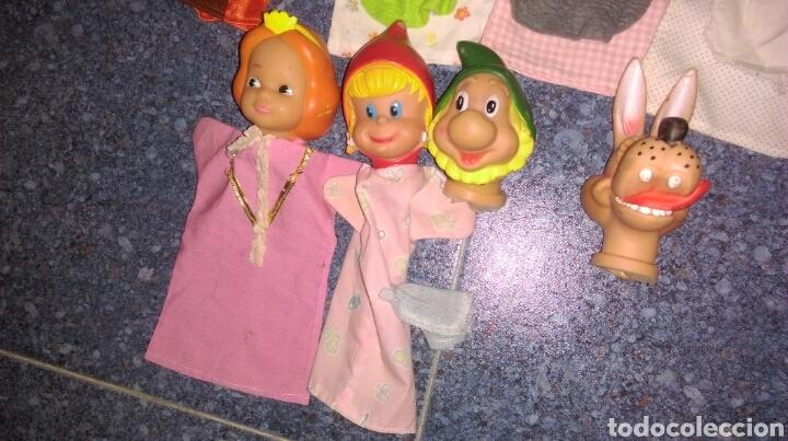Otras Muñecas de Famosa: Lote marionetas Famosa - Foto 3 - 171976102