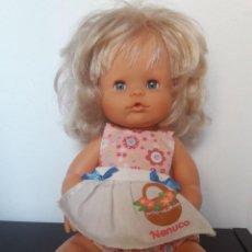 Otras Muñecas de Famosa: MUÑECA NENUCO CON VESTIDO ORIGINAL. Lote 171990953