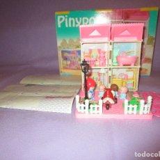 Otras Muñecas de Famosa: PINYPON ( DUPLEX - DOPPELT ) - FAMOSA - MUY COMPLETO Y CON MUÑECOS - 2478 - PIN Y PON. Lote 172231214