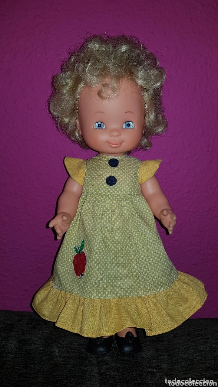 Otras Muñecas de Famosa: Preciosa muñeca Arlet de Famosa años 70's toda original muy buen estado Arlette difícil de encontrar - Foto 2 - 172379744