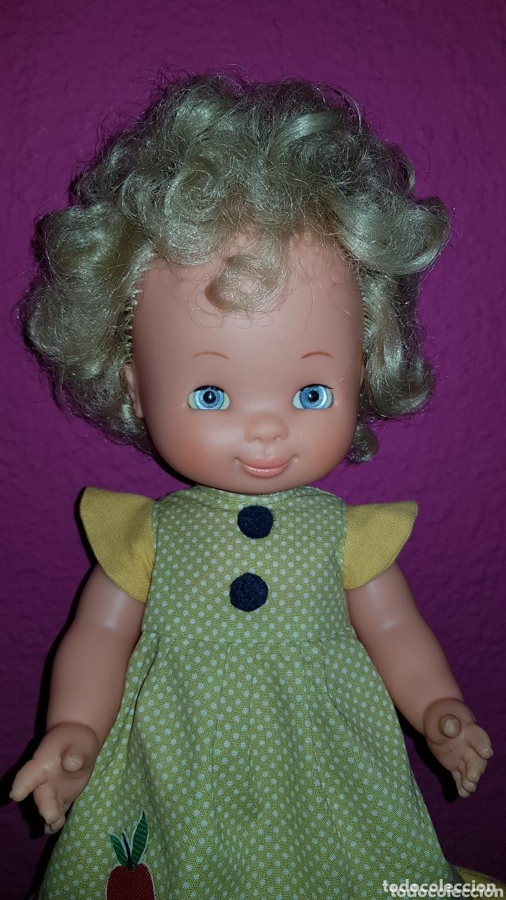 Otras Muñecas de Famosa: Preciosa muñeca Arlet de Famosa años 70's toda original muy buen estado Arlette difícil de encontrar - Foto 3 - 172379744