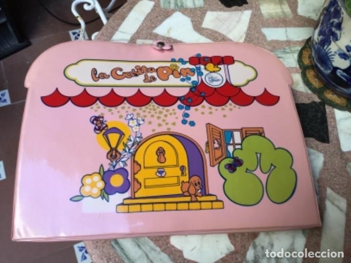 Otras Muñecas de Famosa: Maletín casita pinypon - Foto 4 - 172852738