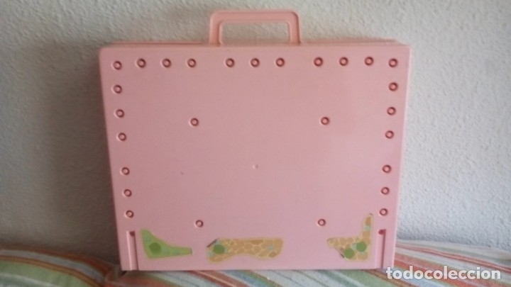 Otras Muñecas de Famosa: casa maletin chalet pin y pon vintage años 80 - Foto 3 - 172897837