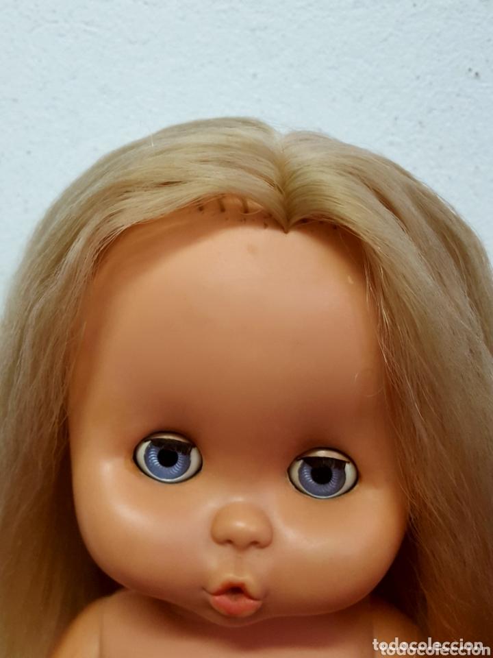 Otras Muñecas de Famosa: MUÑECA CAROL DE FAMOSA DE LAS PRIMERAS!! AÑOS 60 OJOS AZUL MARGARITA - Foto 3 - 173331842