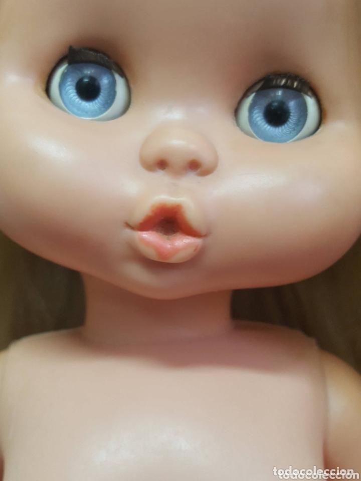 Otras Muñecas de Famosa: MUÑECA CAROL DE FAMOSA DE LAS PRIMERAS!! AÑOS 60 OJOS AZUL MARGARITA - Foto 4 - 173331842