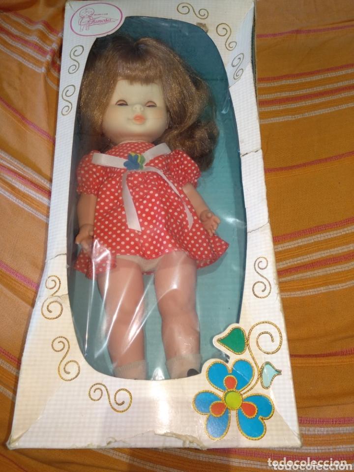 MUÑECA MARY LOLI DE FAMOSA (Juguetes - Muñeca Española Moderna - Otras Muñecas de Famosa)