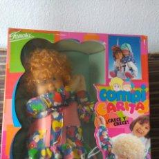 Otras Muñecas de Famosa: COMPI CARITAS DE FAMOSA. Lote 173395489