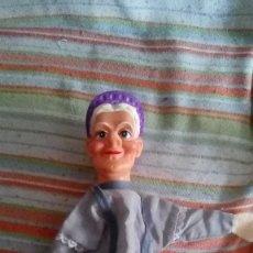 Otras Muñecas de Famosa: MARIONETA TITERE ABUELA BRUJA MUÑECA. Lote 174175052