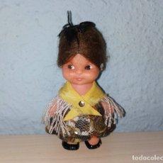 Otras Muñecas de Famosa: MUÑECA TIN TAN REGIONAL DE FAMOSA, AÑOS 60. Lote 174395499
