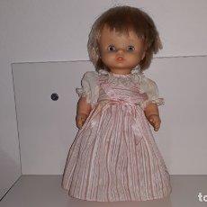 Otras Muñecas de Famosa: ANTIGUA MUÑECA CHIQUITINA DE FAMOSA - CHIQUITIN - AÑOS 70 OJOS AZULES IRIS MARGARITA. Lote 175085874