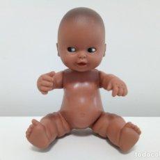 Otras Muñecas de Famosa: BARRIGUITAS PELONCÍN NEGRO. REF. 87771. FAMOSA 1986.. Lote 195326945