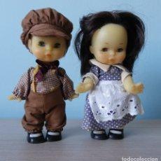 Otras Muñecas de Famosa: PAREJA MAY DE FAMOSA. Lote 175866170