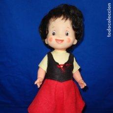 Otras Muñecas de Famosa: HEIDI - ANTIGUA MUÑECA HEIDI DE FAMOSA, AÑO 1975 ZUIYO ENTERPRISES. VER FOTOS! SM. Lote 176135253