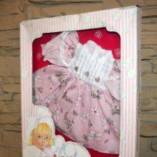 Otras Muñecas de Famosa: ANTIGUO CONJUNTO DE NENUCA, DE FAMOSA - EN SU CAJA ORIGINAL - NUEVO, A ESTRENAR - AÑO 1992. Lote 176173603