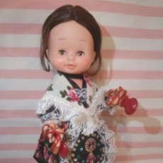Otras Muñecas de Famosa: PRECIOSA MUÑECA MARI LOLI MORENA REGIONAL DE FAMOSA. Lote 176705088