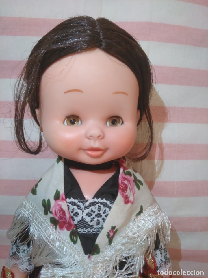 Otras Muñecas de Famosa: PRECIOSA MUÑECA MARI LOLI MORENA REGIONAL DE FAMOSA - Foto 3 - 176705088