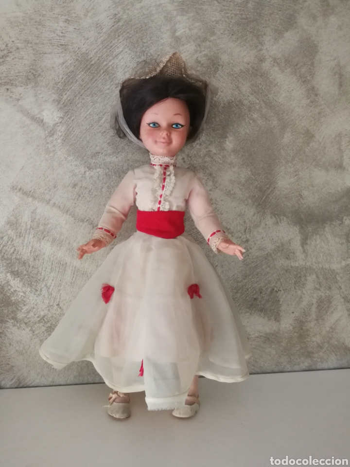 Otras Muñecas de Famosa: Muñeca Mary Poppins de Famosa años 60 - Foto 2 - 177071892