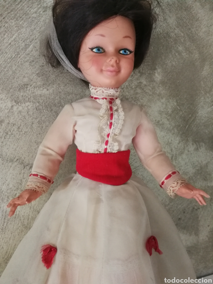 MUÑECA MARY POPPINS DE FAMOSA AÑOS 60 (Juguetes - Muñeca Española Moderna - Otras Muñecas de Famosa)