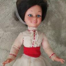 Otras Muñecas de Famosa: MUÑECA MARY POPPINS DE FAMOSA AÑOS 60. Lote 177071892