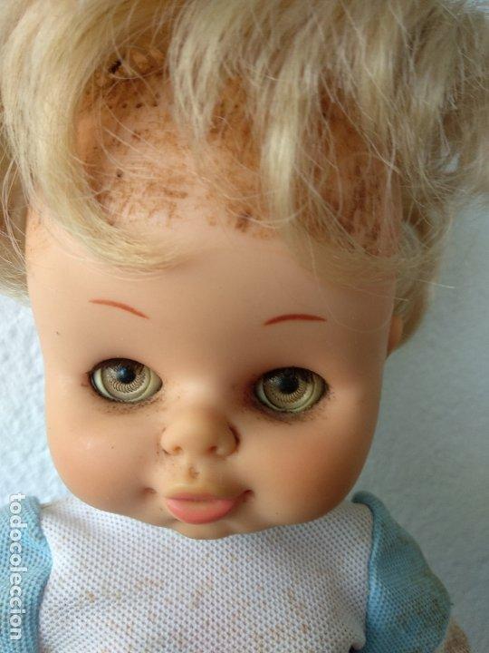 Otras Muñecas de Famosa: muñecas de Famosa años 70 ojos iris Margarita - Foto 4 - 177075154