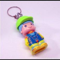 Otras Muñecas de Famosa: PINYPON PIN Y PON LLAVERO CHICO CHICA. Lote 177133040