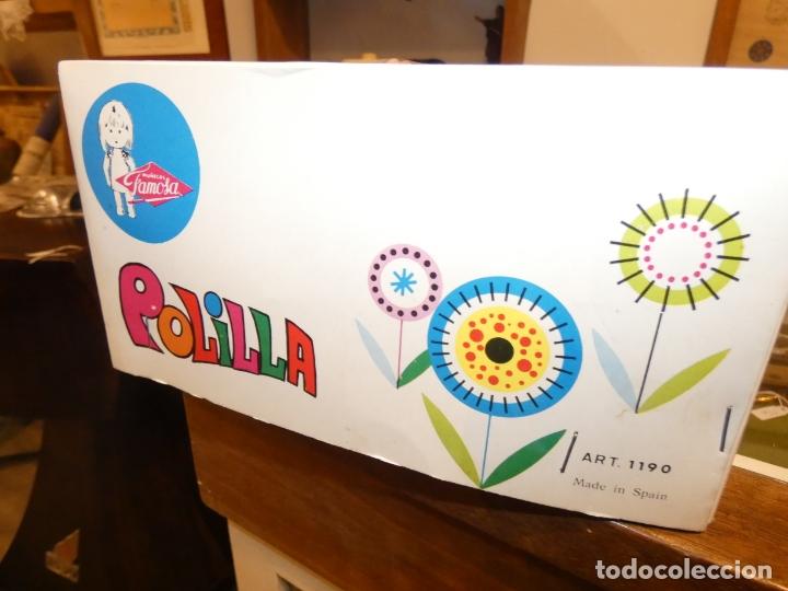 Otras Muñecas de Famosa: Muñeca Polilla de famosa, en caja original y sin uso, conserva cinta que sujeta los ojos. 35 cms. - Foto 8 - 177310777