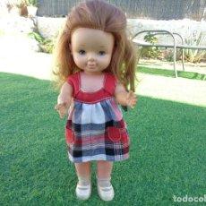 Otras Muñecas de Famosa: BONITA MUÑECA DE FAMOSA PELIRROJA - DESCONOZCO SU NOMBRE - AÑOS 60. Lote 177336570
