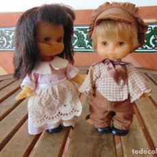 Otras Muñecas de Famosa: PAREJA DE MUÑECOS MAY DE FAMOSA NIÑO NIÑA. Lote 186410078