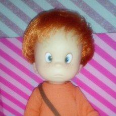 Otras Muñecas de Famosa: BONITO MUÑECO PEDRO, AMIGO DE HEIDI DE FAMOSA - ZUIYO ENTERPRISES. CO. LTD - 1975. Lote 177621210