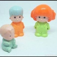 Otras Muñecas de Famosa: PIN Y PON PINYPON FAMOSA CHICO CHICA BEBE. Lote 177637845