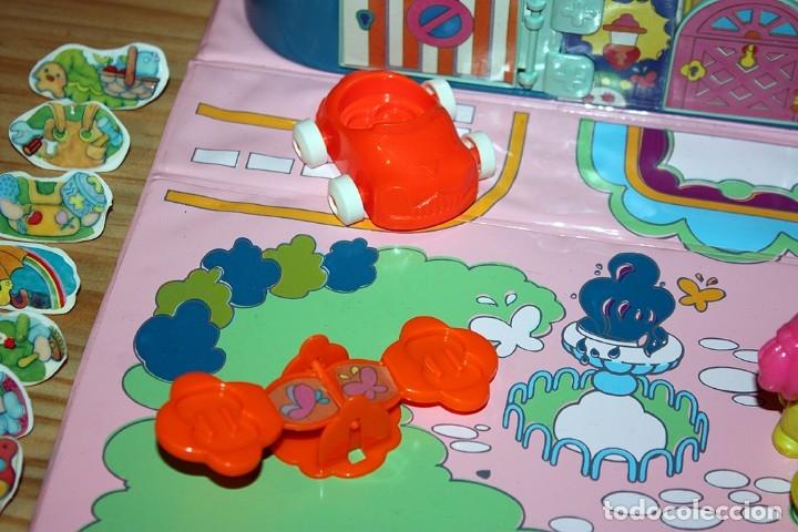 Otras Muñecas de Famosa: CASA MALETÍN DE PIN Y PON DE FAMOSA - MODELO AZUL - 2212 - MUY COMPLETO - BUEN ESTADO - DIFICIL - Foto 5 - 177835233