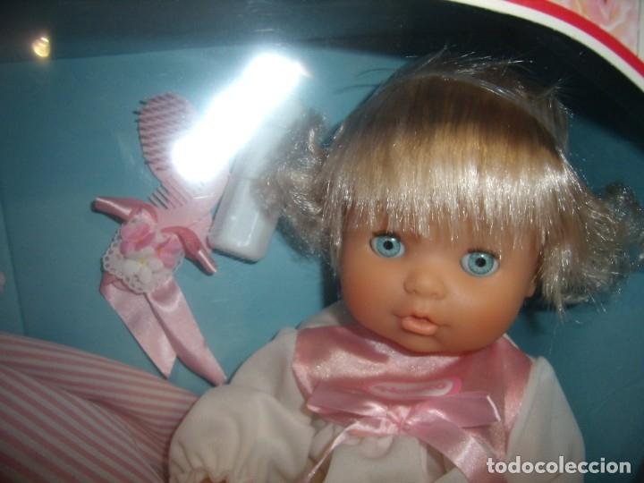 Otras Muñecas de Famosa: Nenuca necuco con vestidos, trousseau de Famosa, año 1988, Nueva sin abrir. - Foto 3 - 178324322