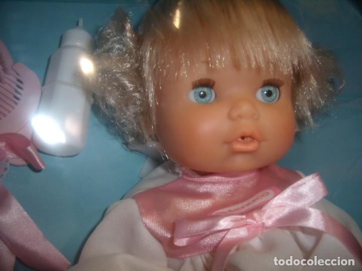 Otras Muñecas de Famosa: Nenuca necuco con vestidos, trousseau de Famosa, año 1988, Nueva sin abrir. - Foto 6 - 178324322