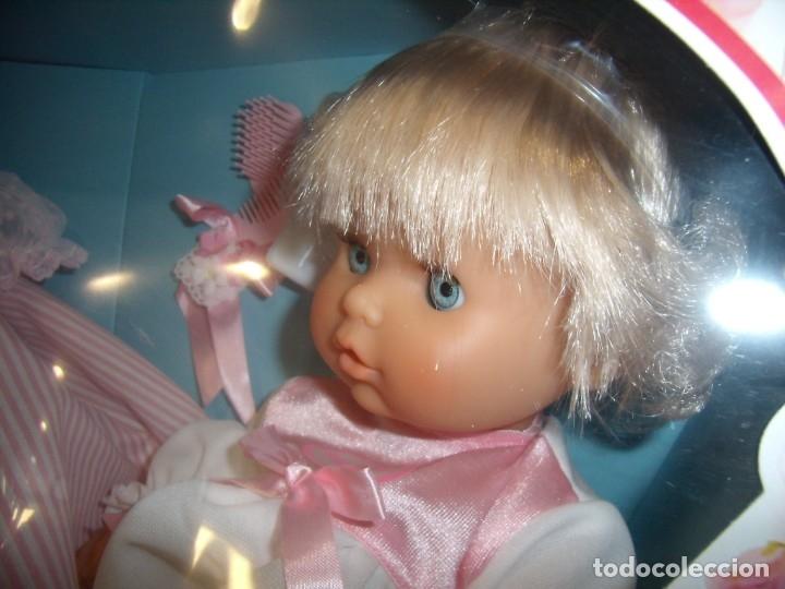 Otras Muñecas de Famosa: Nenuca necuco con vestidos, trousseau de Famosa, año 1988, Nueva sin abrir. - Foto 7 - 178324322