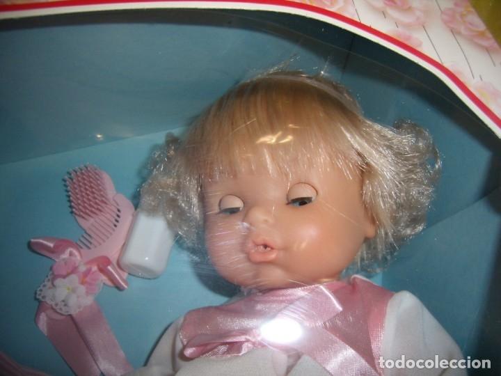 Otras Muñecas de Famosa: Nenuca necuco con vestidos, trousseau de Famosa, año 1988, Nueva sin abrir. - Foto 9 - 178324322