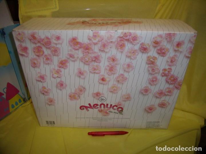 Otras Muñecas de Famosa: Nenuca necuco con vestidos, trousseau de Famosa, año 1988, Nueva sin abrir. - Foto 14 - 178324322