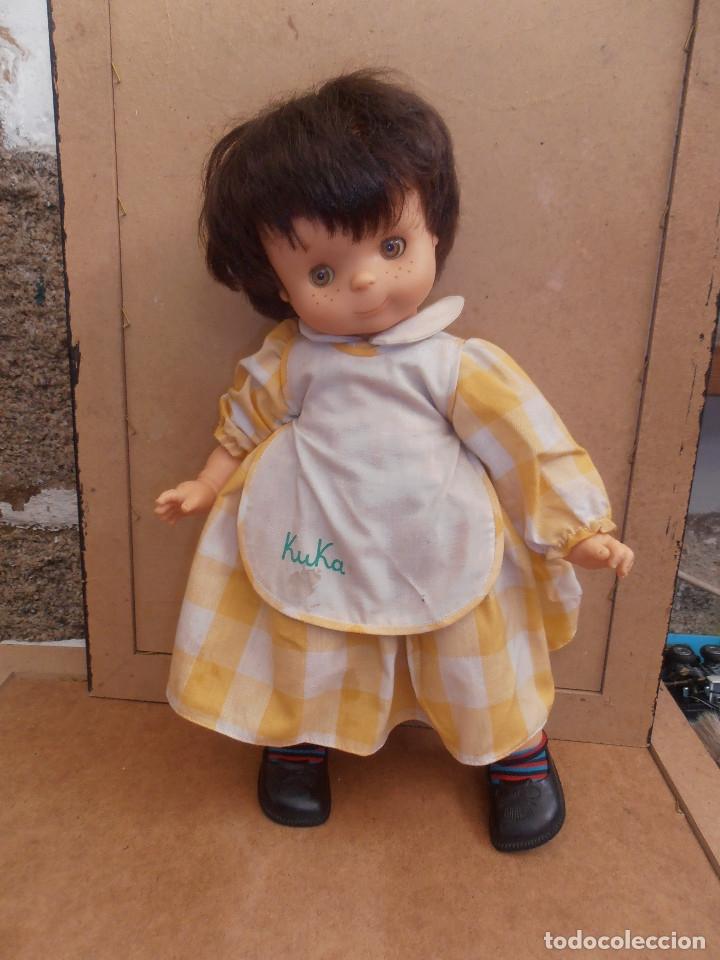 MUÑECA KUKA DE FAMOSA (Juguetes - Muñeca Española Moderna - Otras Muñecas de Famosa)