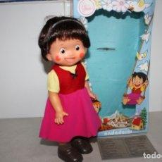 Otras Muñecas de Famosa: ANTIGUA A ESTRENAR MUÑECA HEIDI.. Lote 179253902