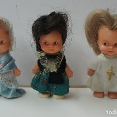 Otras Muñecas de Famosa: MUÑECAS TINTAN DE FAMOSA .. Lote 179522246